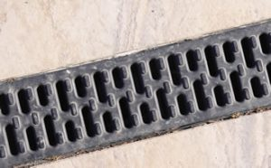 floor drain grate