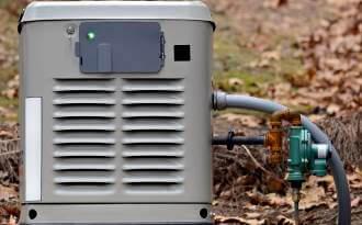 natural gas home backup generator