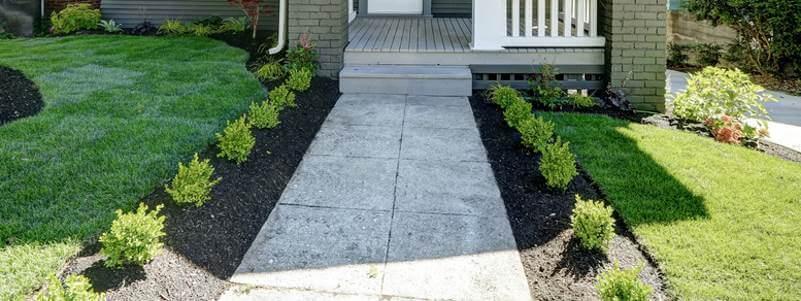 sidewalk planter appeal