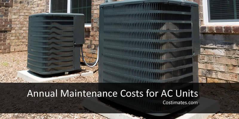 Compare Central AC Annual Maintenance
