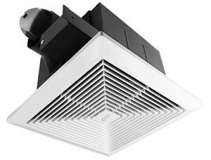 BV Ultra-Quiet 90 CFM 8 Sone Bathroom Ventilation Exhaust Fan